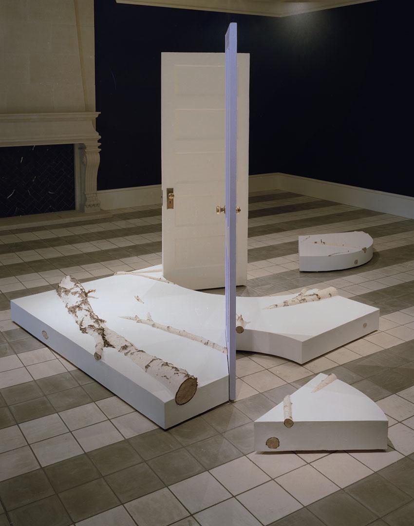 THREE SCULPTURES-Hayden-installation view 2