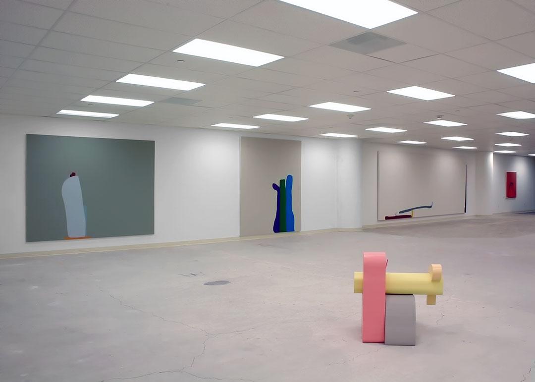 Andy Kolar installation 2