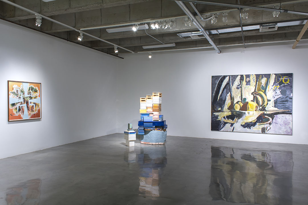 ROLE REVERSAL installation view 1