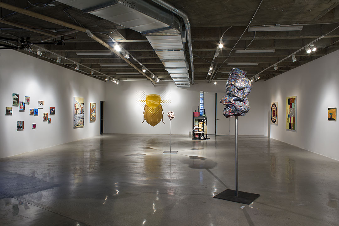 ROLE REVERSAL installation view 3