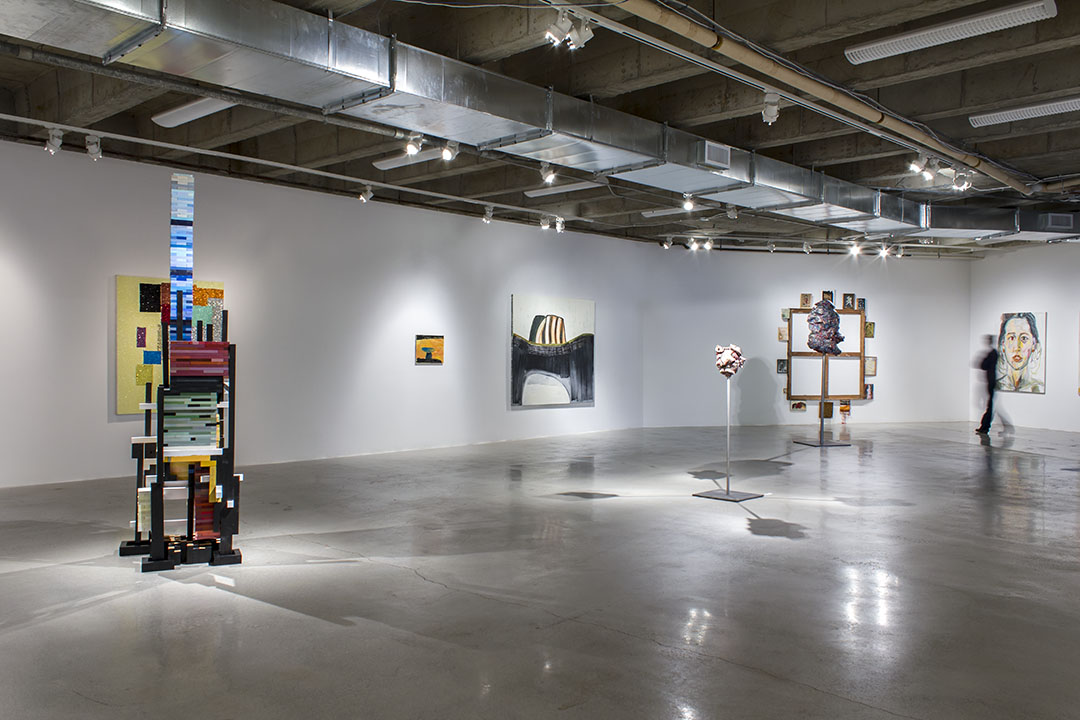 ROLE REVERSAL installation view 4