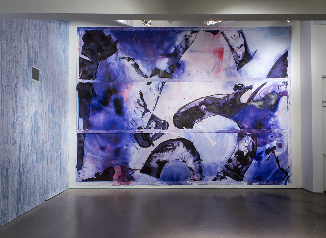 WALL PAINTING INSTALLATION 1
