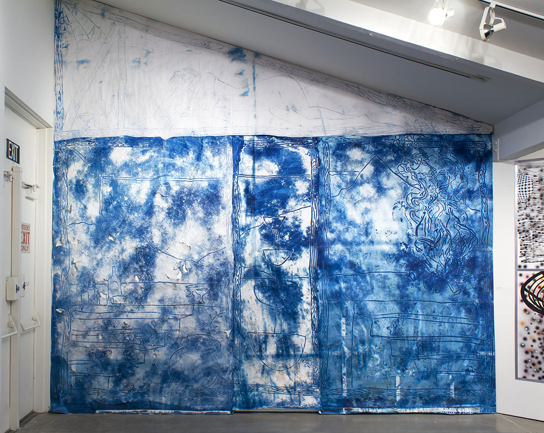 WALL PAINTING INSTALLATION 4